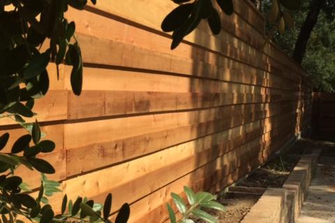wood fence contractor dallas